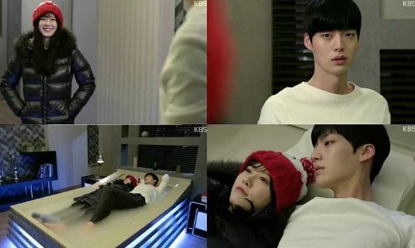 Loạt khoảnh khắc phim giả tình thật của Goo Hye Sun - Ahn Jae Hyun-6
