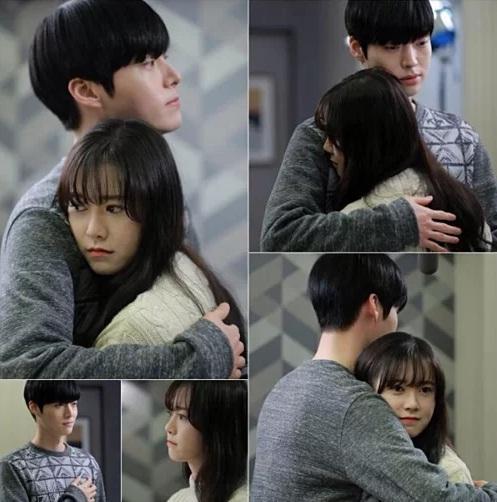 Loạt khoảnh khắc phim giả tình thật của Goo Hye Sun - Ahn Jae Hyun-7