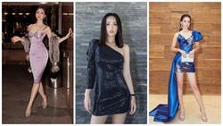 Angela Phương Trinh tái xuất giữ vững danh xưng 'nữ hoàng thảm đỏ' - Mai Phương Thúy lên đồ tiết chế sau pha hớ hênh