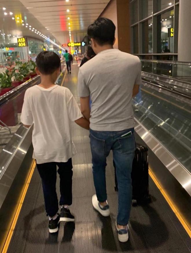 Cường Đô La, Đàm Thu Trang đưa Subeo đi du lịch sau đám cưới-2