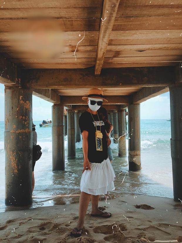 Bí kíp du lịch hè mà sợ cháy nắng: Cứ tự tin bịt khẩu trang kín mít như ninja mà check-in không trượt ảnh nào!-2