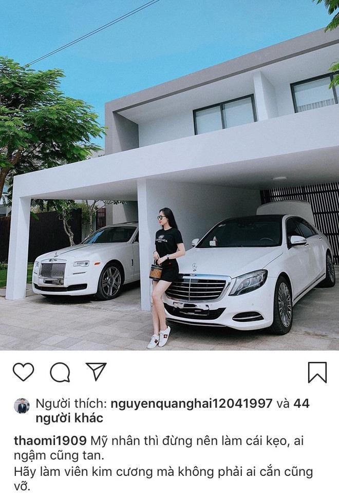 Bạn gái tin đồn lần đầu lên tiếng về mối quan hệ với Quang Hải, fans bày tỏ bất ngờ về câu trả lời này-2