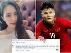'Bạn gái tin đồn' lần đầu lên tiếng về mối quan hệ với Quang Hải, fans bày tỏ bất ngờ về câu trả lời này