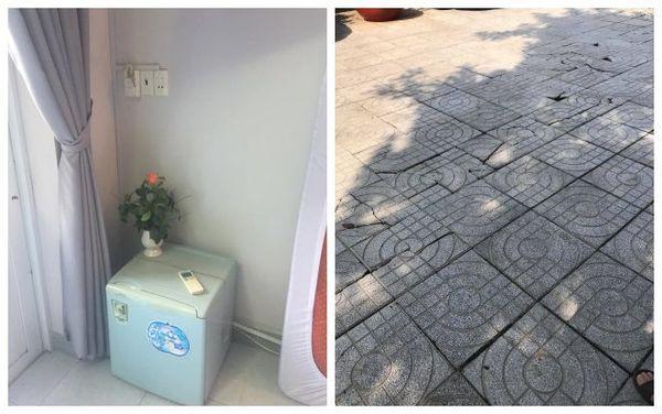 Cô gái quá bức xúc lên mạng tố cáo vì đặt villa 10 triệu lại nhận về căn phòng không bằng nhà nghỉ, tủ rách, đèn hỏng-7