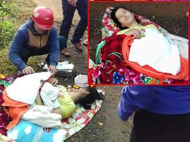 SỢ XUI XẺO, tài xế taxi đuổi sản phụ xuống giữa đường khi thấy chị này sắp đẻ, làm bé trai tử vong thương tâm