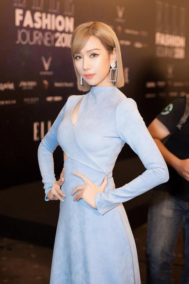 Mlee chặt đẹp Min khi mặc chung chiếc váy từng vướng nghi án đạo nhái-4