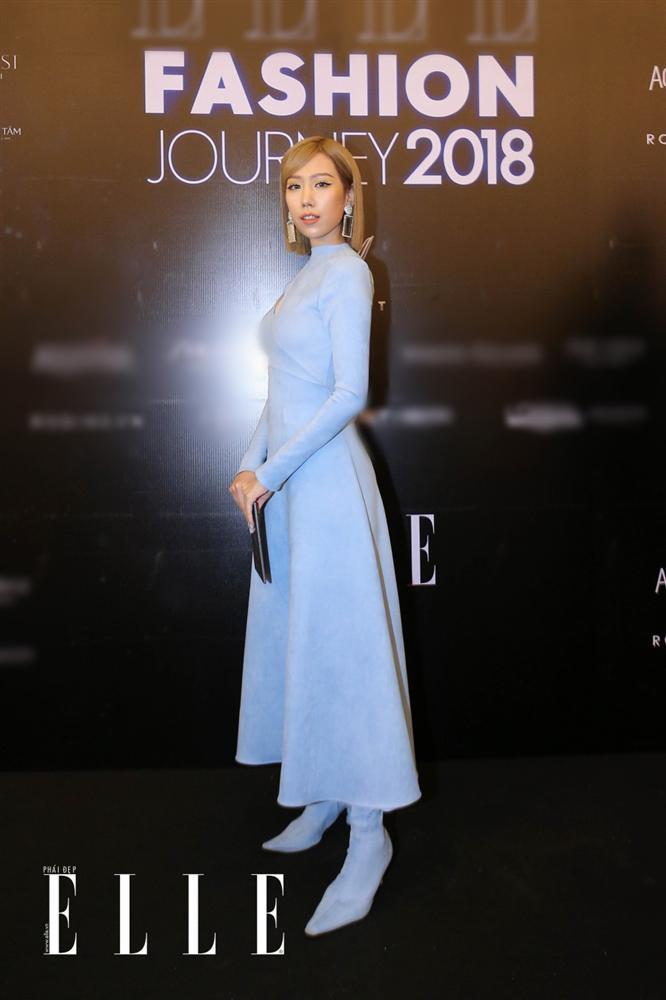 Mlee chặt đẹp Min khi mặc chung chiếc váy từng vướng nghi án đạo nhái-5