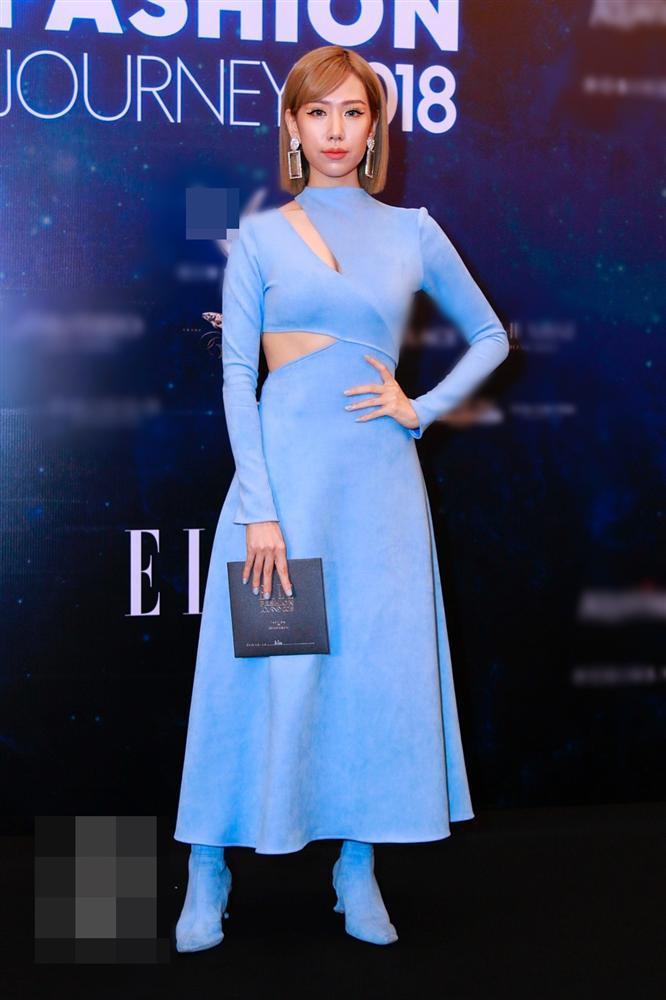 Mlee chặt đẹp Min khi mặc chung chiếc váy từng vướng nghi án đạo nhái-6