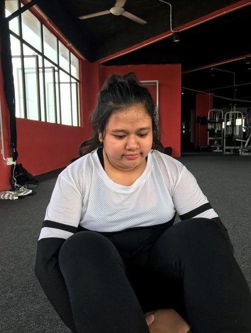 Bị người yêu đá vì quá béo, màn lột xác ngoạn mục giảm 35kg của cô gái khiến bạn trai cũ phải cầu xin quay lại-3