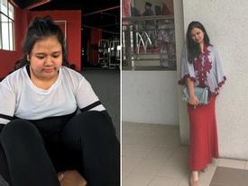 Bị người yêu đá vì quá béo, màn 'lột xác' ngoạn mục giảm 35kg của cô gái khiến bạn trai cũ phải cầu xin quay lại