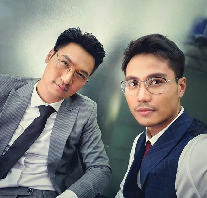Hai diễn viên nam giống nhau đến kỳ lạ của màn ảnh Việt-7