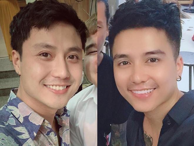 Hai diễn viên nam giống nhau đến kỳ lạ của màn ảnh Việt-1