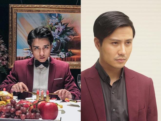 Hai diễn viên nam giống nhau đến kỳ lạ của màn ảnh Việt-3