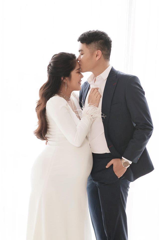 Diễn viên Lê Phương nặng 80 kg khi mang bầu lần hai-1