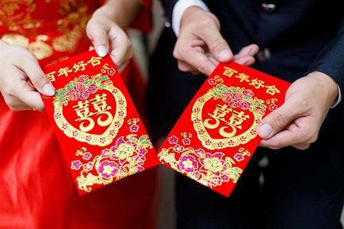 Đám cưới bạn thân 10 năm, mừng bộn tiền nhưng cô gái không được ngồi vào bàn tiệc-1