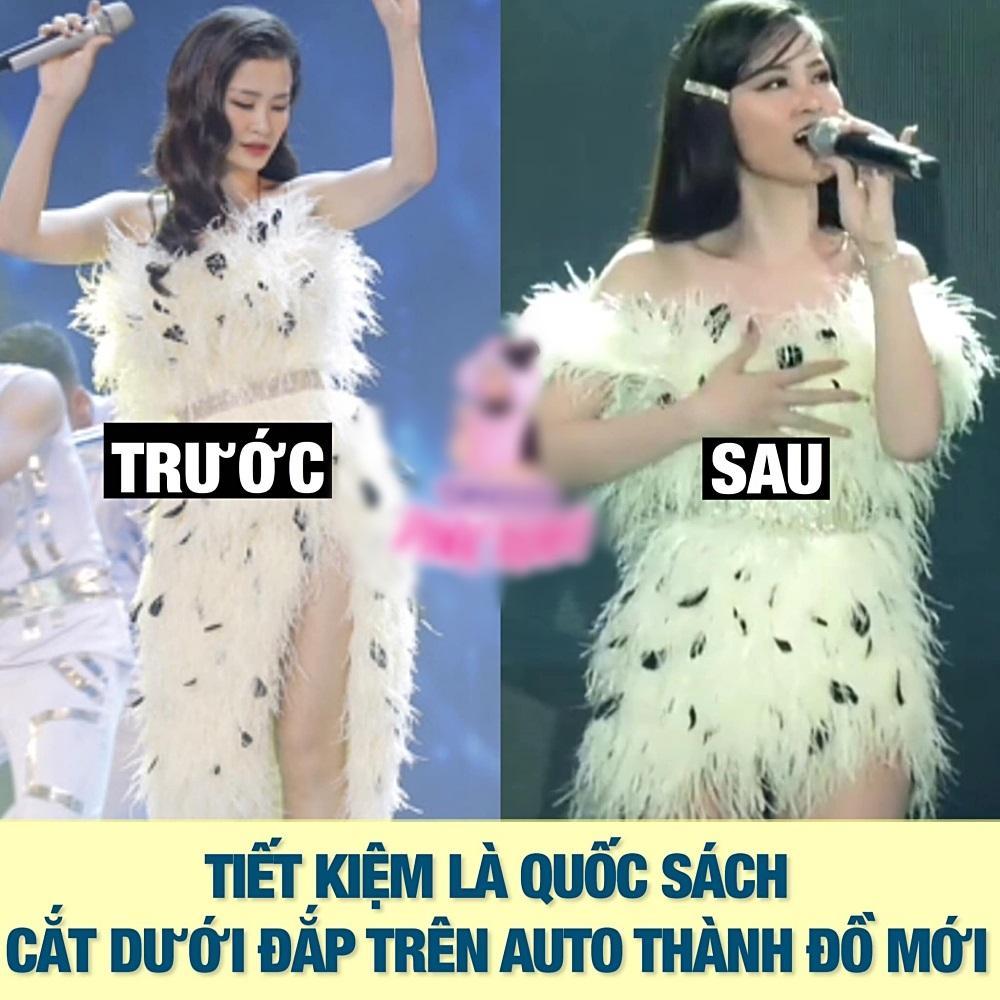 Học Hà Hồ: Đông Nhi, Hari Won cũng dùng chiêu biến hóa váy 2 in 1 xuất sắc-8