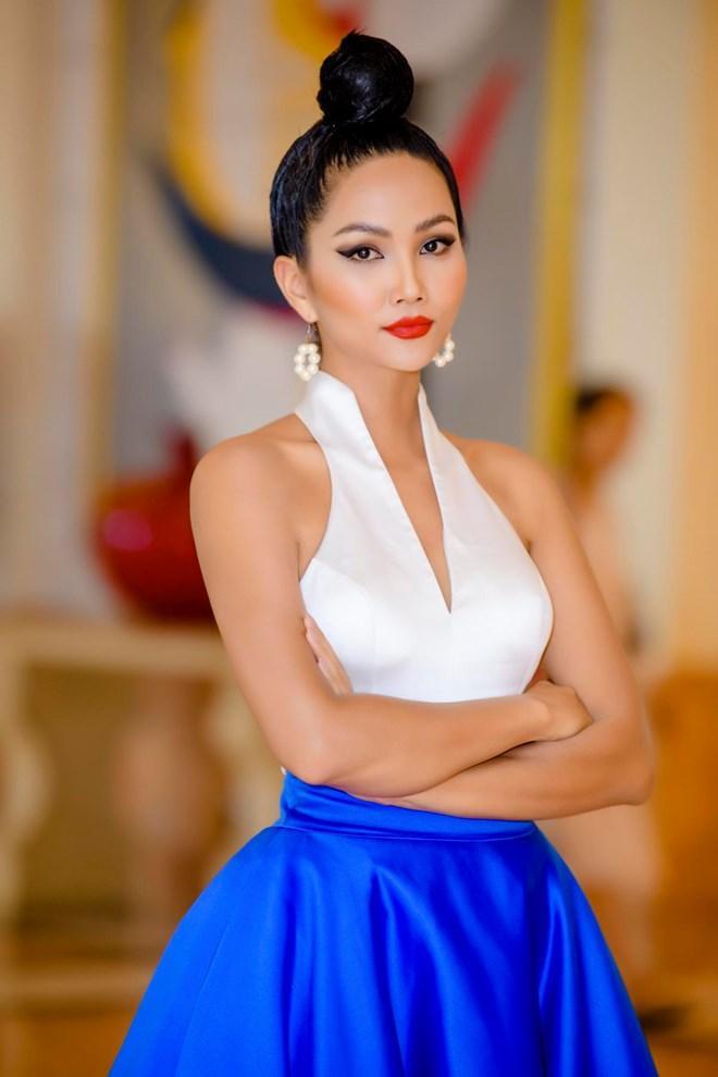 Hoa hậu HHen Niê lần đầu chia sẻ lý do nuôi tóc dài, ẩn ý tương lai rút khỏi showbiz Việt?-2
