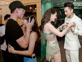Toàn 'nhòm ngó' các mỹ nhân đã có người yêu, Isaac gia nhập hội 'nam thần chuyên thả thính' của showbiz Việt