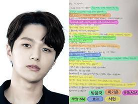 Tâm thư rời Woollim Entertainment của L (INFINITE) bị phát hiện 'đạo văn' từ 6 thần tượng nổi tiếng