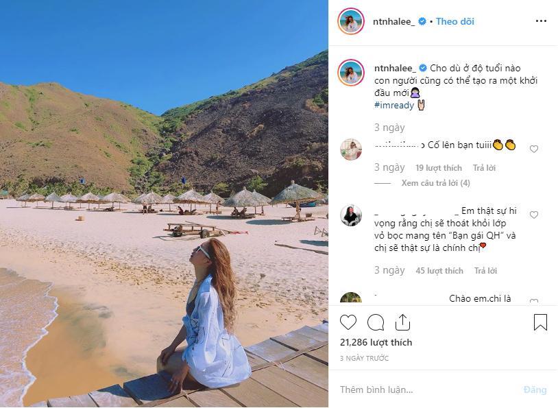 5 lần 7 lượt than vãn chuyện tình cảm, bạn gái Quang Hải nhận về phản ứng bất ngờ từ người hâm mộ-3