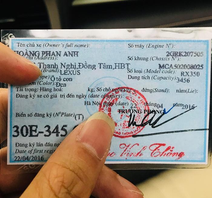 MC Phan Anh tung bằng chứng khẳng định không mua xế sang bằng tiền từ thiện đồng bào nghèo-2