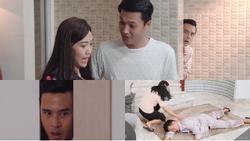 Lương Thế Thành bị 'nghiệp quật' khi đi rình mò Diệu Nhi hẹn hò