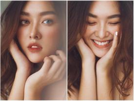 Á hậu Tường San: 'Tự tin với vòng ba 95 cm, không ngại mặc sexy'