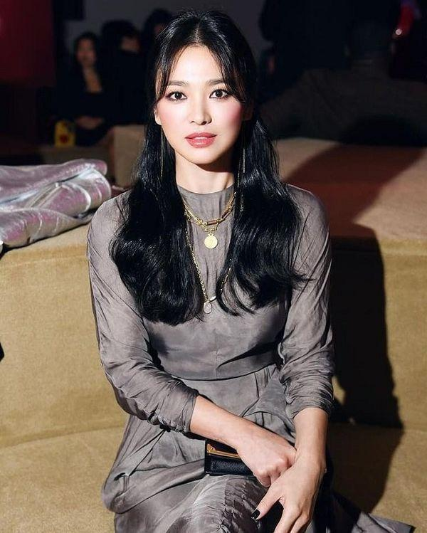 Hậu ly hôn, Song Hye Kyo đẹp lên trông thấy còn Goo Hye Sun thì ngày càng phát tướng, luộm thuộm-1