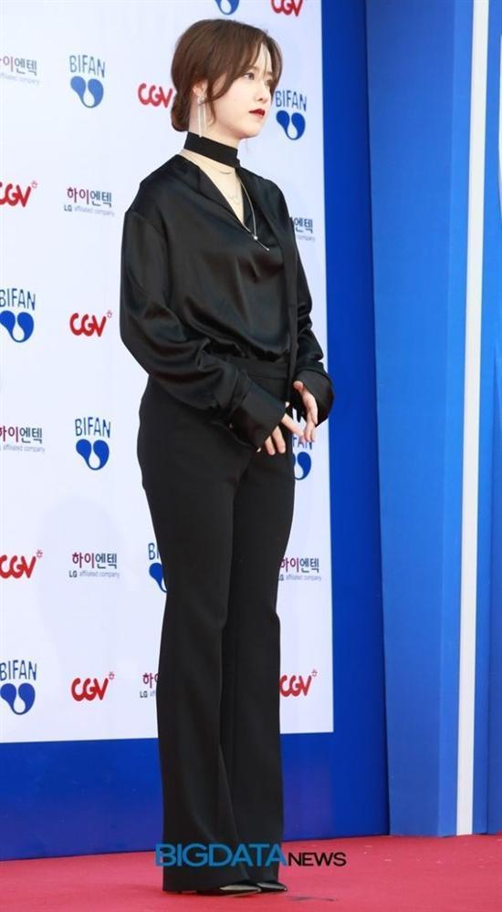 Hậu ly hôn, Song Hye Kyo đẹp lên trông thấy còn Goo Hye Sun thì ngày càng phát tướng, luộm thuộm-13