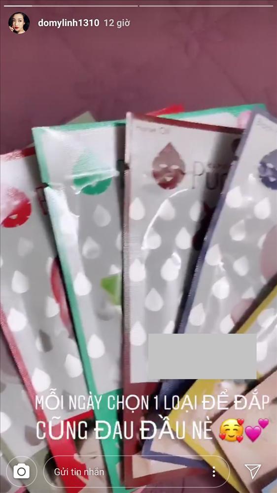 Hoa hậu Đỗ Mỹ Linh đắp mặt nạ giấy mỗi ngày, giúp cấp ẩm tốt hay chỉ khiến da quá tải?-2