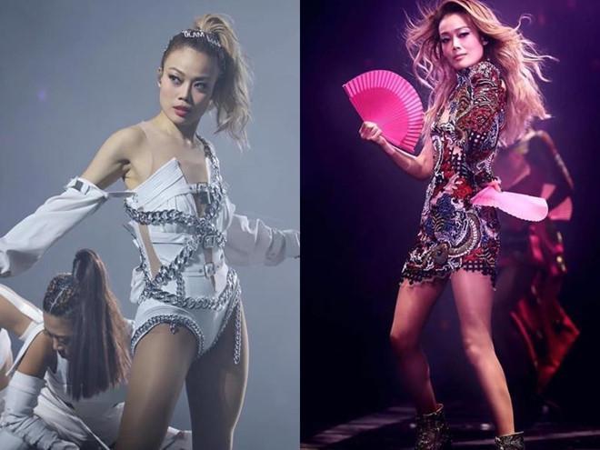 Dung Tổ Nhi chứng tỏ quyền lực, mời nửa showbiz Hong Kong dự show-2