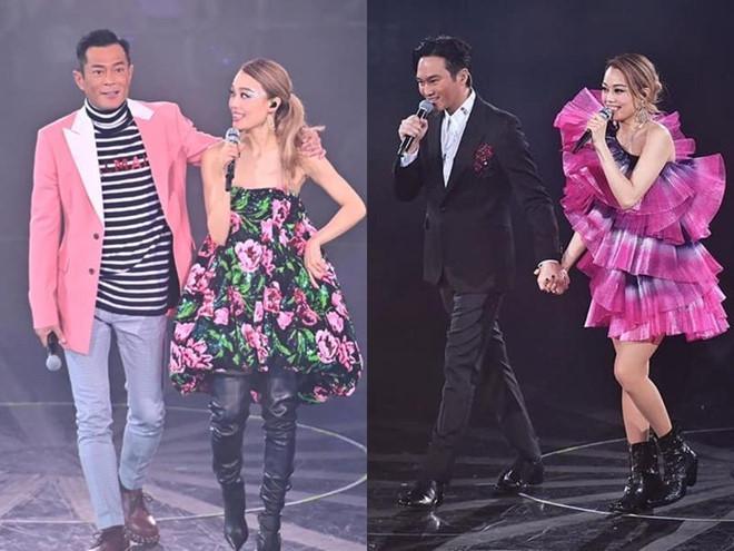 Dung Tổ Nhi chứng tỏ quyền lực, mời nửa showbiz Hong Kong dự show-4