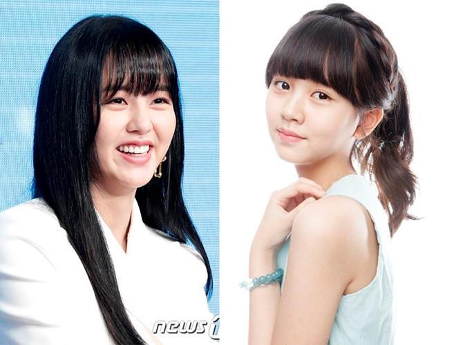 Sao nhí Hàn một thời kém sắc khi trưởng thành-4