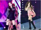 Jennie toàn mặc đồ ngắn cũn, fan BlackPink đòi đổi ngay stylist