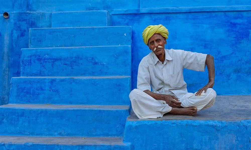 Mát mắt với những địa điểm màu xanh dương trên thế giới-2