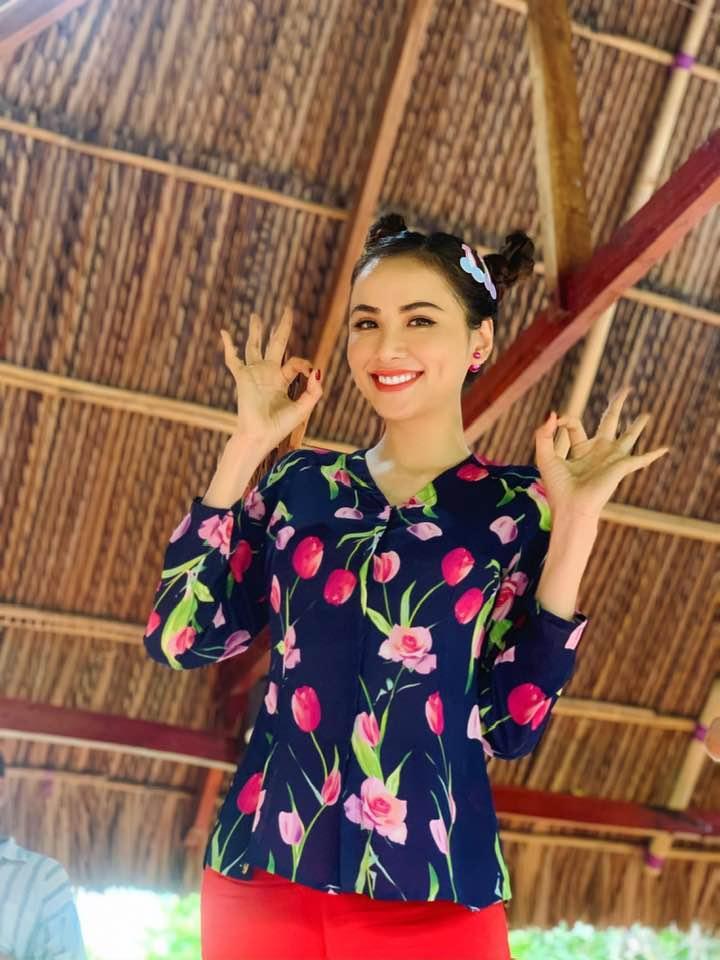 Hoa hậu Diễm Hương: Tôi mất hàng triệu đô trong 9 năm đăng quang-9