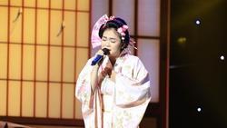 Quán quân 'The Voice Kids 2014' Thiện Nhân được khen khi hóa geisha