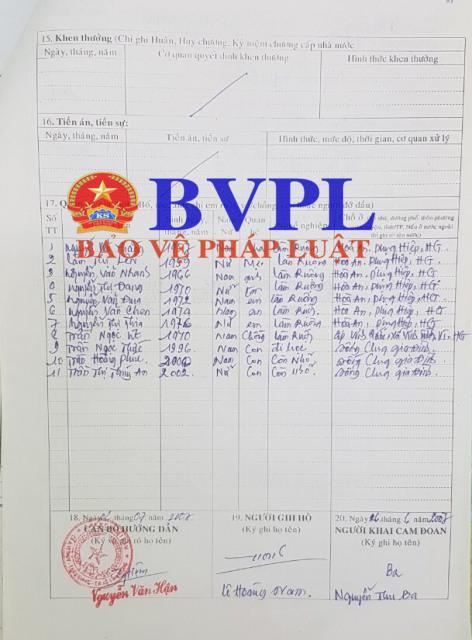 Vụ bé gái 6 tuổi nghi bị cưỡng hiếp tập thể ở Nghệ An: Tại sao dì An lại được cấp 2 khai sinh với 2 năm sinh khác nhau?-3