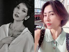 Thu Minh khen Xuân Lan 'ngày càng trưởng thành' khi bàn về đàn ông ngoại tình