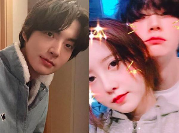 Ahn Jae Hyun lộ ảnh thân thiết bên 3 cô gái lạ sau khi bị nàng Cỏ Goo Hye Sun tố ngoại tình-1