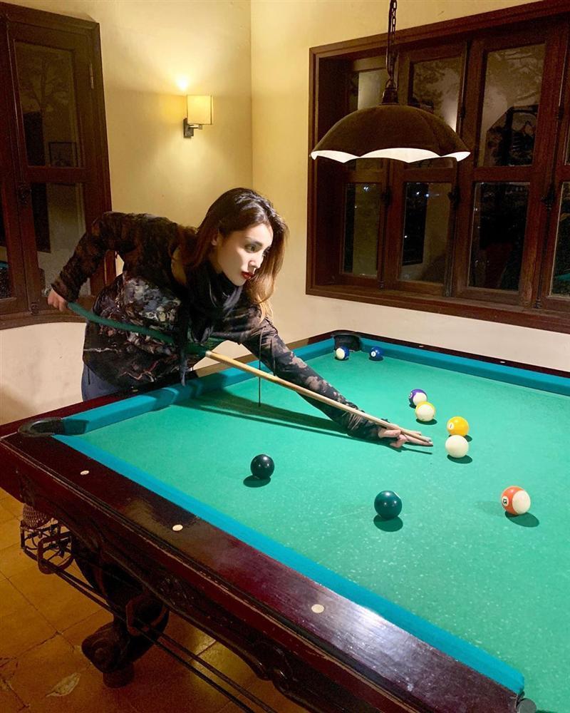 Hoa hậu Kỳ Duyên tiết lộ thú vui giải tỏa stress mỗi khi đêm về-1
