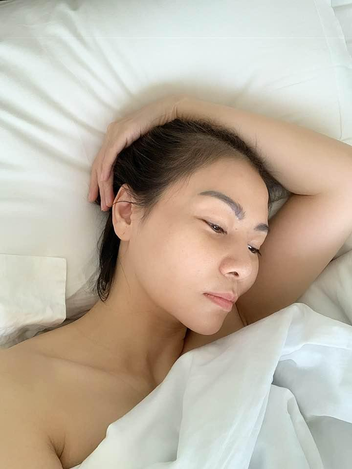 Hoa hậu Kỳ Duyên tiết lộ thú vui giải tỏa stress mỗi khi đêm về-12