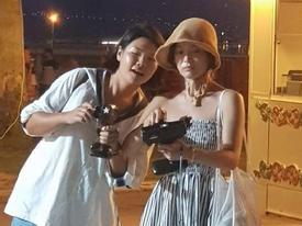 Song Hye Kyo vui vẻ đi du lịch cùng 'tiểu tam tin đồn' ngay sau khi ly hôn Song Joong Ki