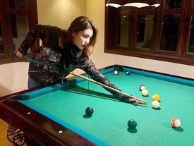 Hoa hậu Kỳ Duyên tiết lộ thú vui giải tỏa stress mỗi khi đêm về