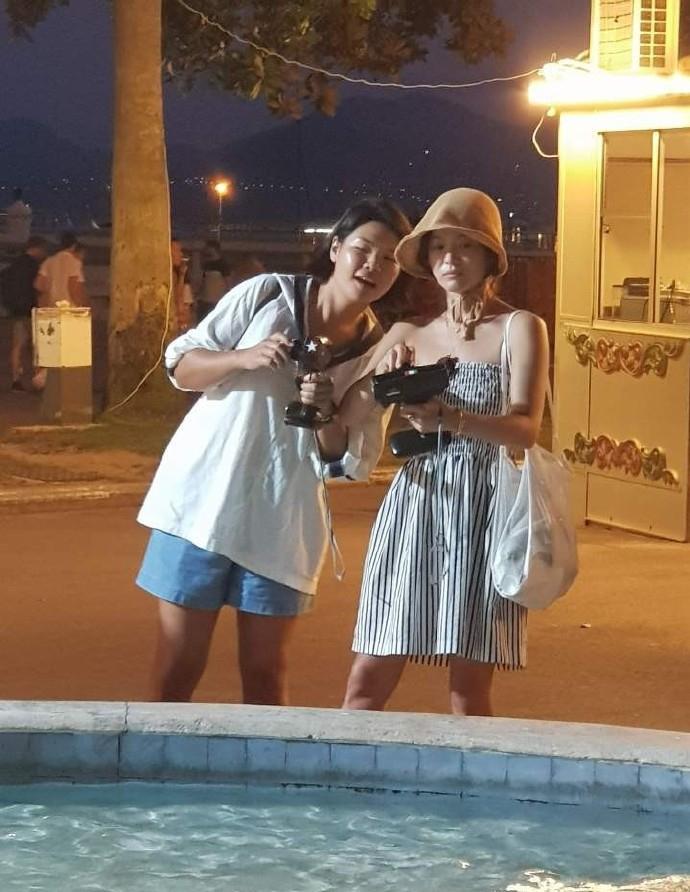 Song Hye Kyo vui vẻ đi du lịch cùng tiểu tam tin đồn ngay sau khi ly hôn Song Joong Ki-5