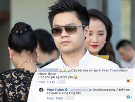 Bất ngờ bị bạn thân 'bóc phốt' có số đào hoa nhưng bình luận của Phan Thành mới là tâm điểm