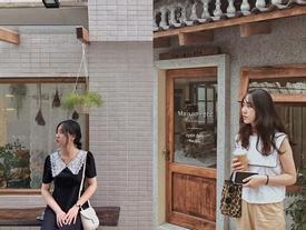 Khu tập thể cũ đẹp tựa xứ Hàn, góc 'sống ảo' mới của giới trẻ Hà thành