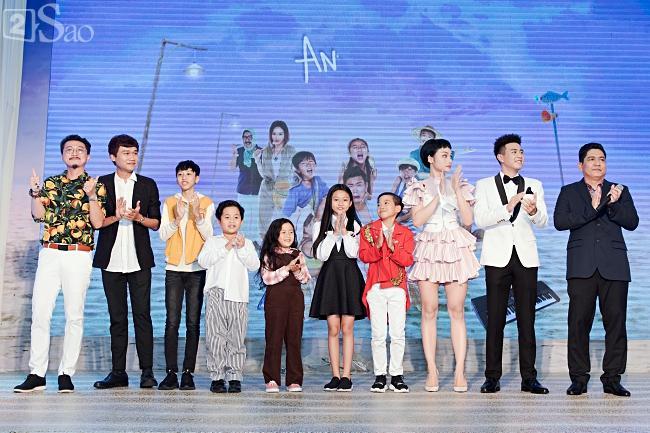 Không hẹn mà gặp, cả Miu Lê và Huyme đều diện tóc ngộ nghĩnh đến ra mắt phim của chính mình-1