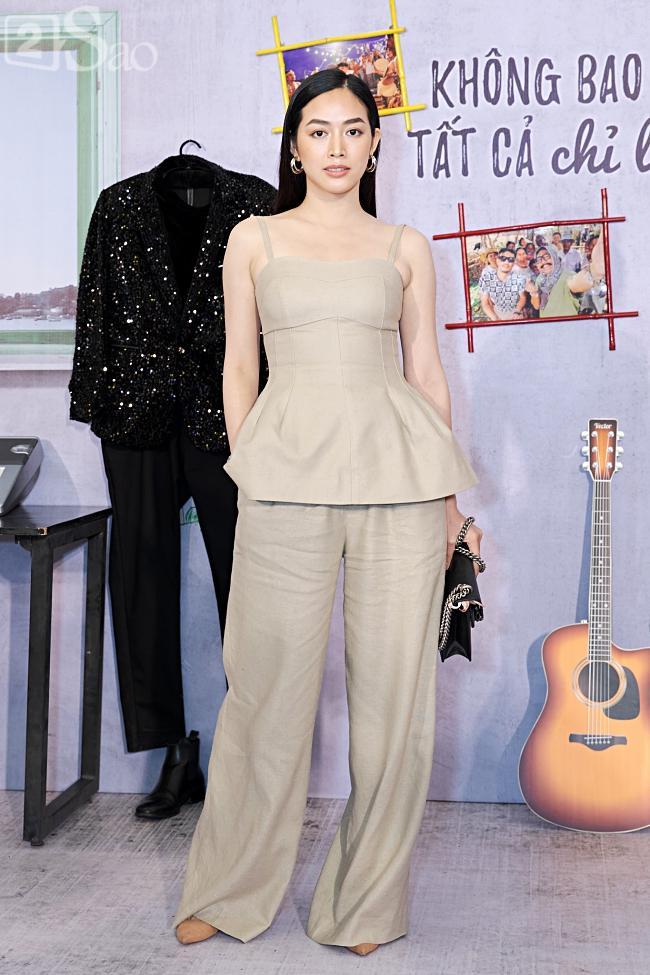 Không hẹn mà gặp, cả Miu Lê và Huyme đều diện tóc ngộ nghĩnh đến ra mắt phim của chính mình-10