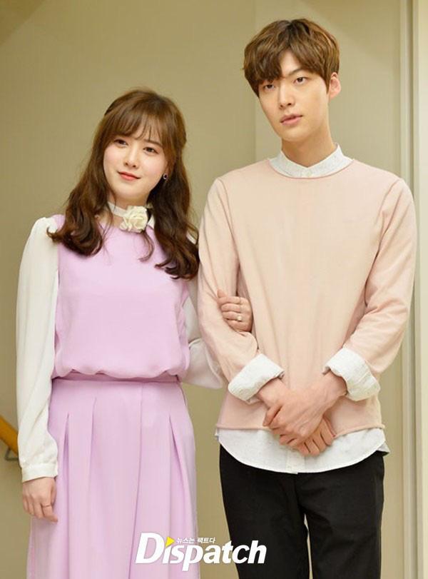 Goo Hye Sun đau đớn: Ahn Jae Hyun muốn ly hôn vì ngực tôi không còn quyến rũ-1